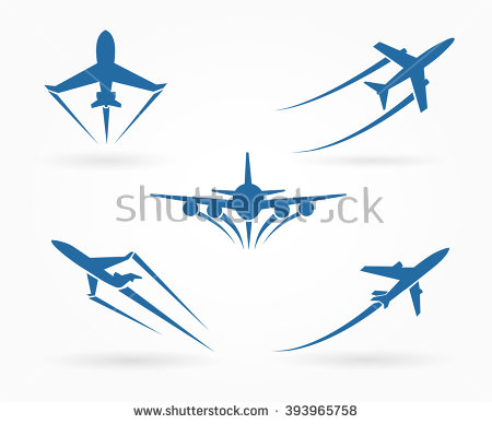 Plane Taking Off Stock Images, Royalty.