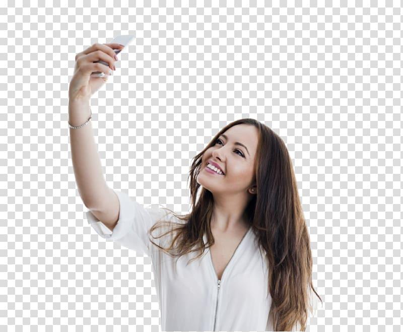 Woman taking selfie, JoJo Siwa United States Selfie Front.