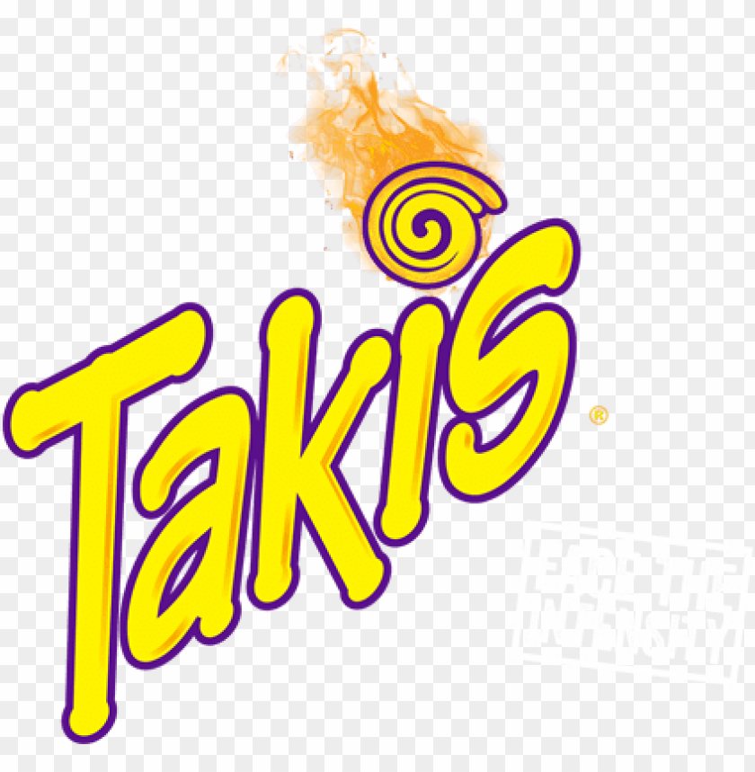 takis logo PNG image with transparent background.