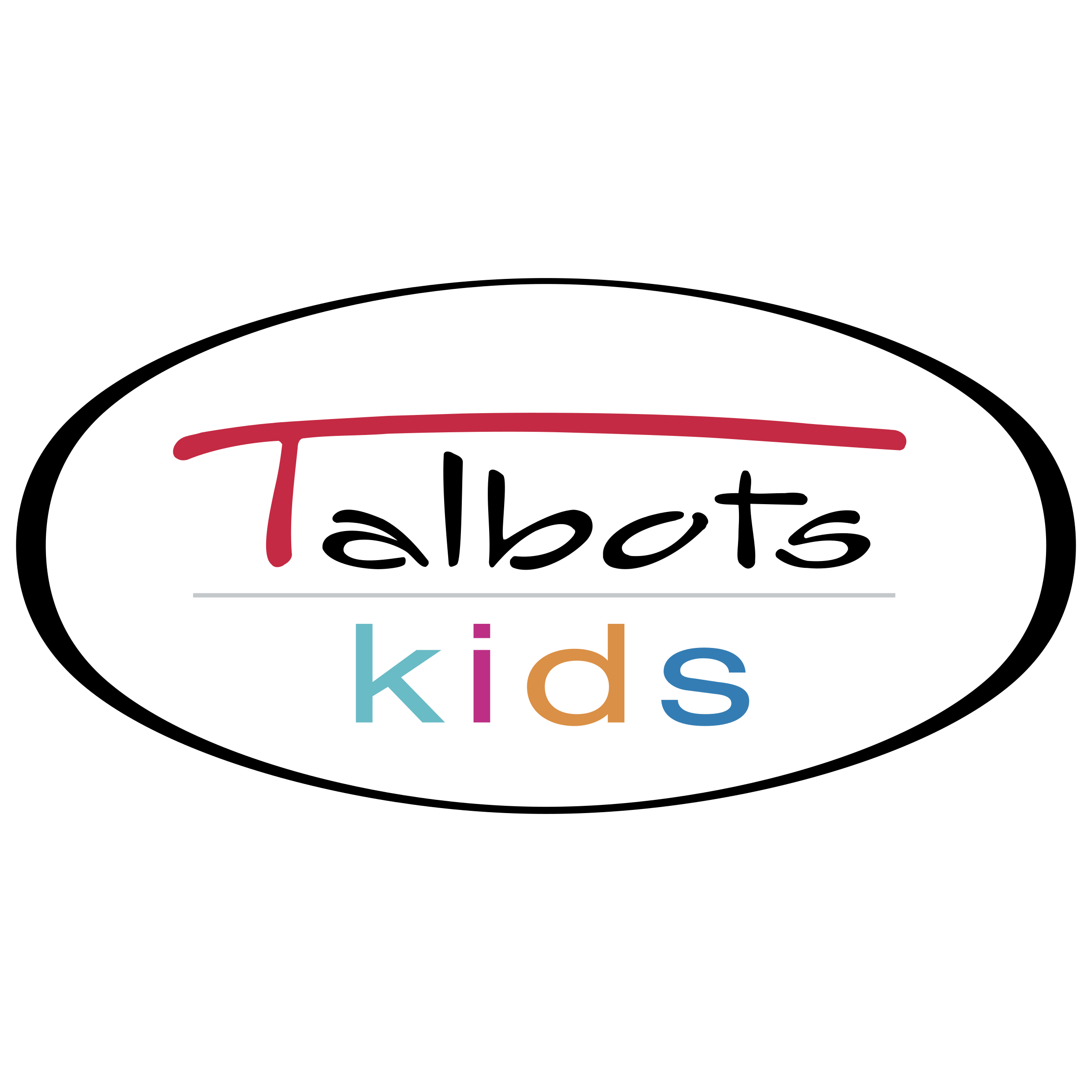 Talbots Kids Logo PNG Transparent & SVG Vector.