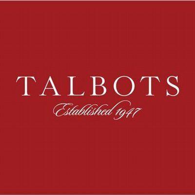 Talbots Logo.