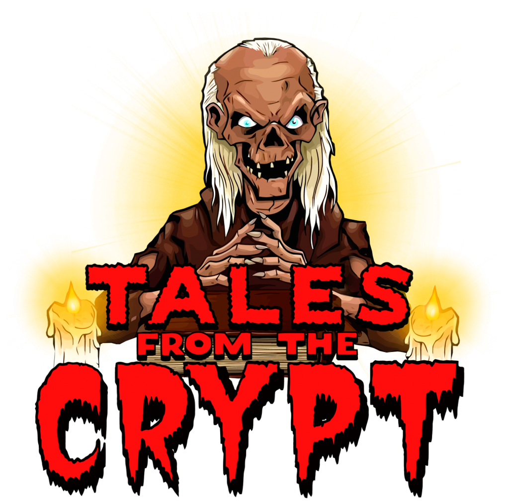 tales from the crypt logo.