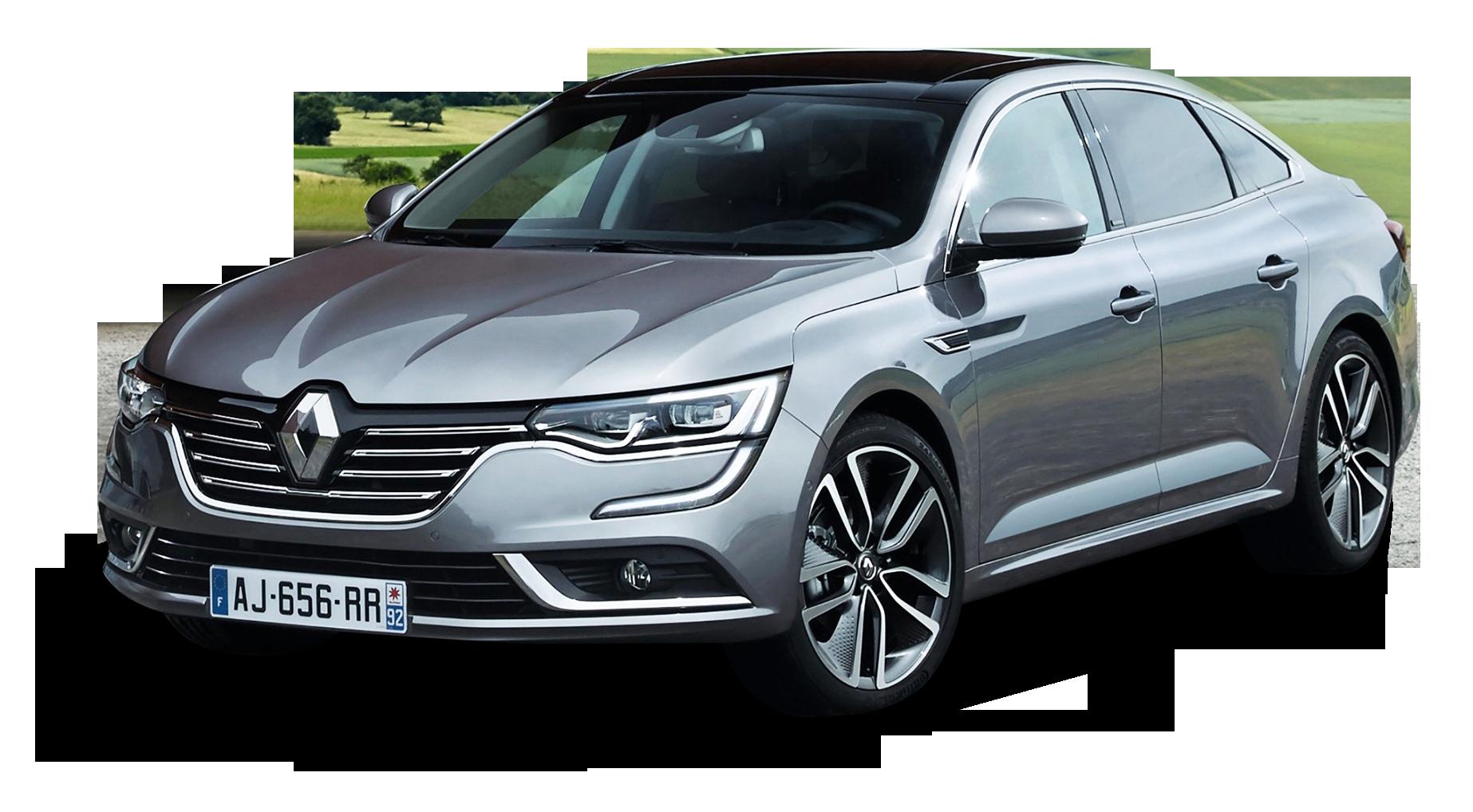 Renault Talisman Car PNG Image.