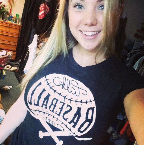 Talk Baseball To Me Shirt.
