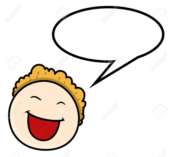 Download Free png Boy Talking Clipart.