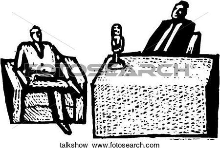 Talk show Clip Art Royalty Free. 2,139 talk show clipart vector.