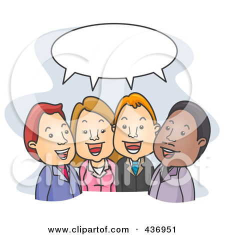 Talk to each other clipart - Clipground