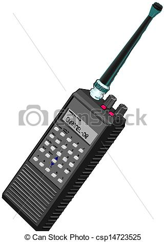 Walkie talkie Clipart and Stock Illustrations. 753 Walkie talkie.