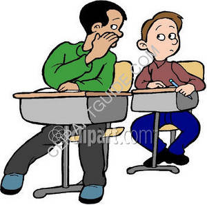 talking in class clipart - Clipground
