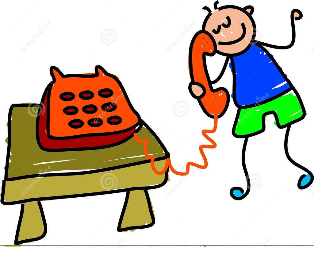 Talking On Phone Clipart Images Phe The.