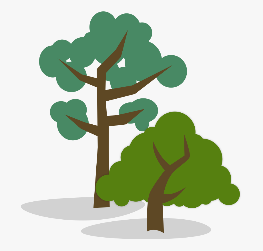 And Short Tree Clipart.