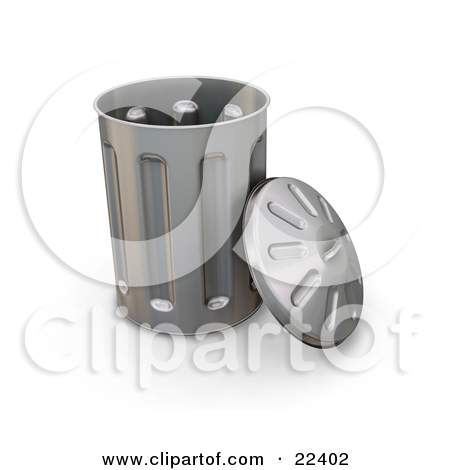 Royalty Free Stock Illustrations of Trash Bins by KJ Pargeter Page 1.
