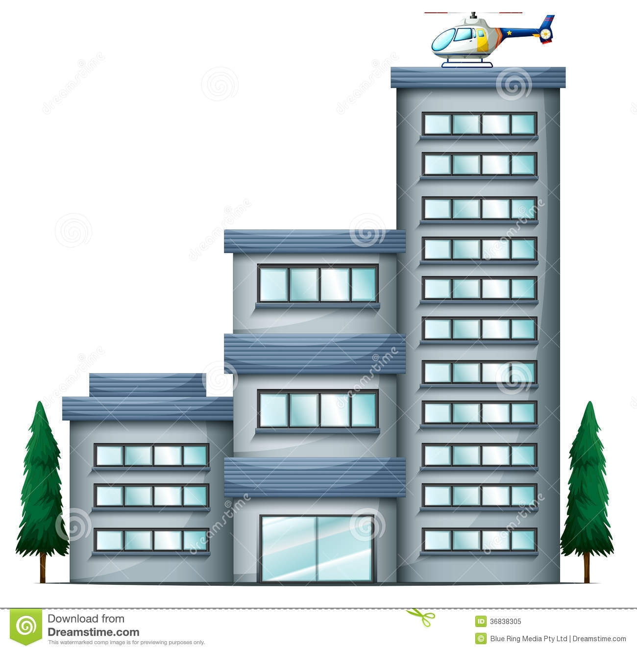 Building Clip Art : Tall building clipart clipground