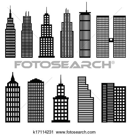 Tall building Clip Art EPS Images. 5,138 tall building clipart.