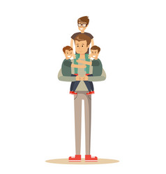 Tall Father Vector Images (40).