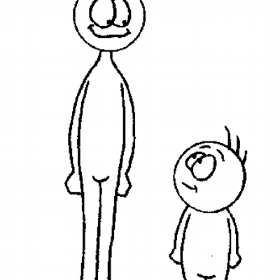 A Tall Person (@livingtall) PNG.