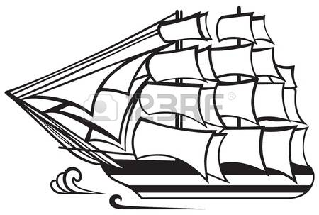 750 Tall Ship Stock Vector Illustration And Royalty Free Tall Ship.