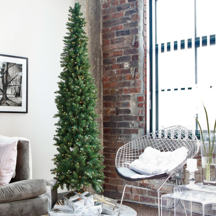 25+ best ideas about Skinny Christmas Tree on Pinterest.