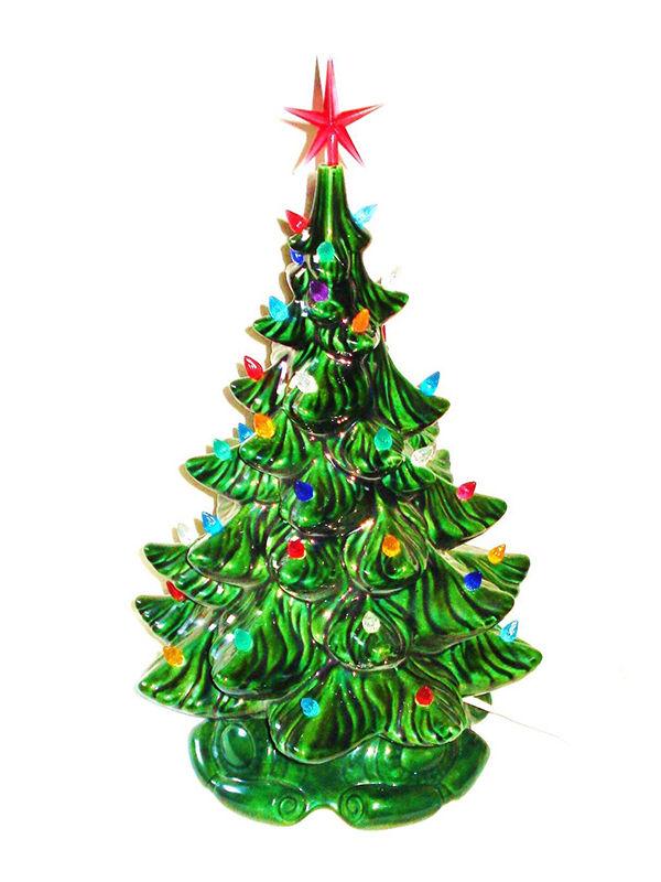 Tall Skinny Christmas Tree Clip Art Clipground
