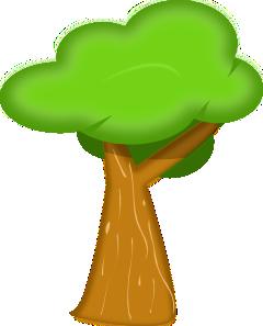 Soft Trees Clip Art at Clker.com.