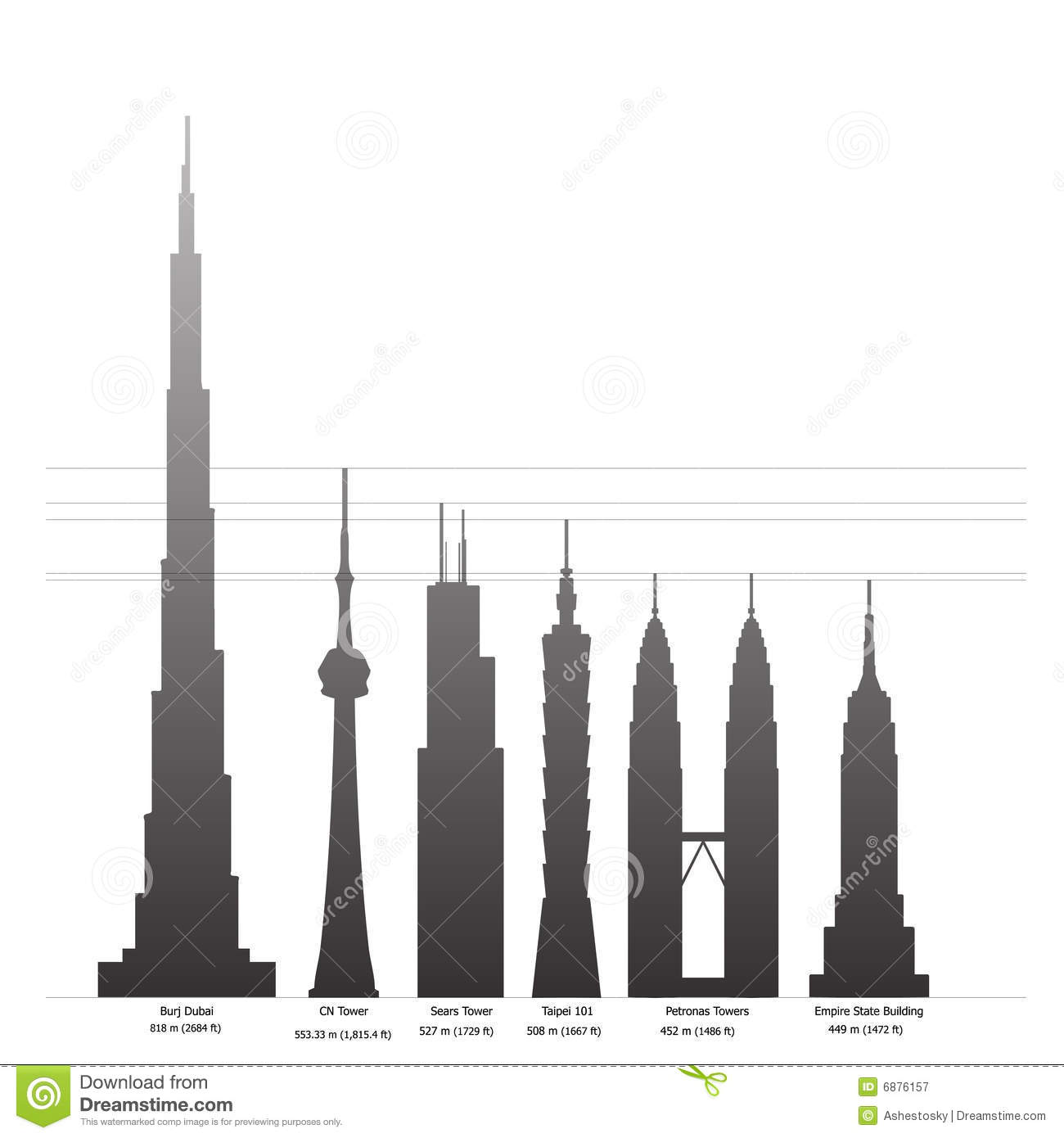 Tallest Stock Illustrations.