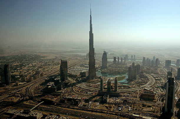 Tallest Building in the World Clip Art.
