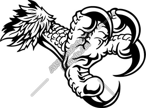 Eagle talon clip art.