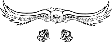 Eagle claw clipart.