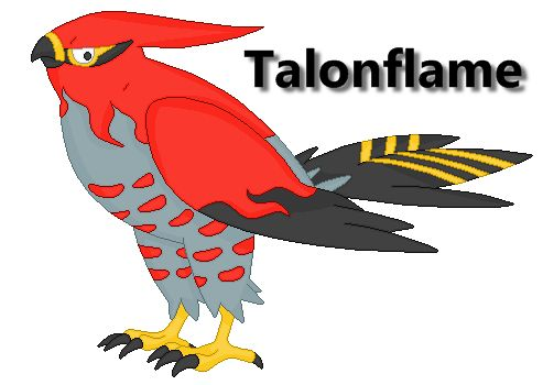 17 Best images about Talonflame on Pinterest.
