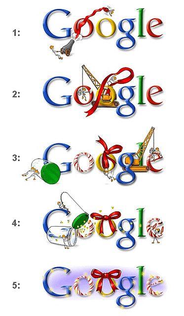Google's Holiday Logo: A 5.