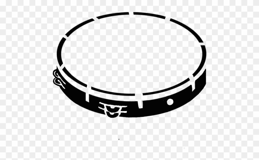 Tambourine Clipart Free.