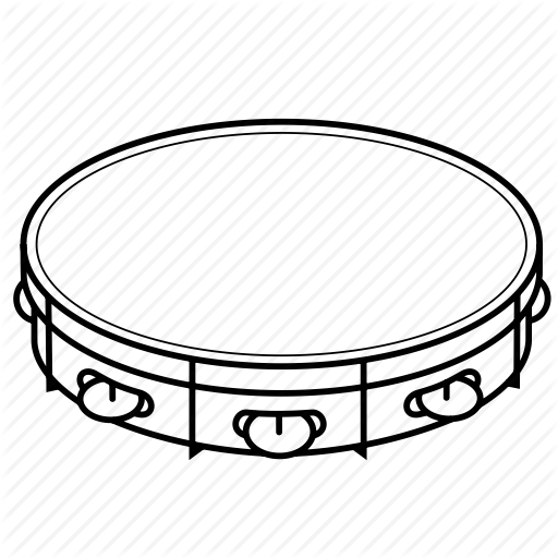 The best free Tambourine drawing images. Download from 37.