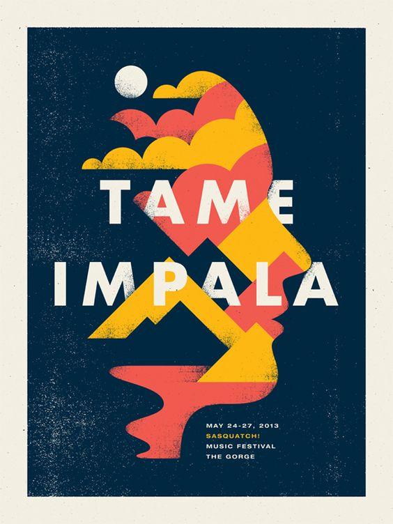 Tame Impala Clipart.