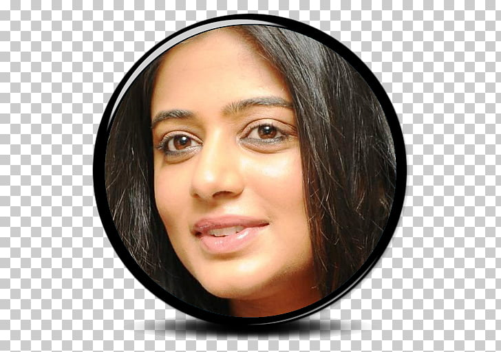 Eyebrow Forehead Cheek Hair coloring, tamil actress PNG.