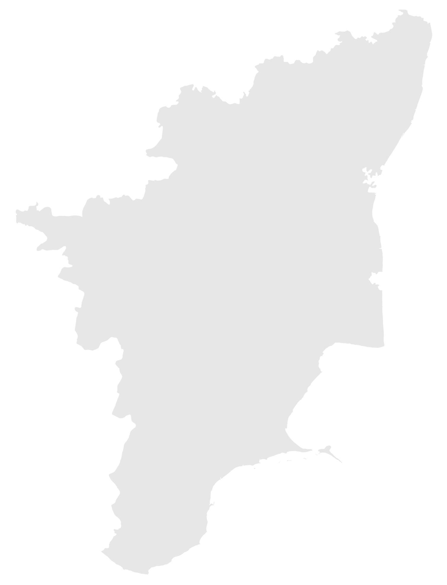 Interesting Tamil Nadu Outline Map Tamil Nadu Map Clipart.