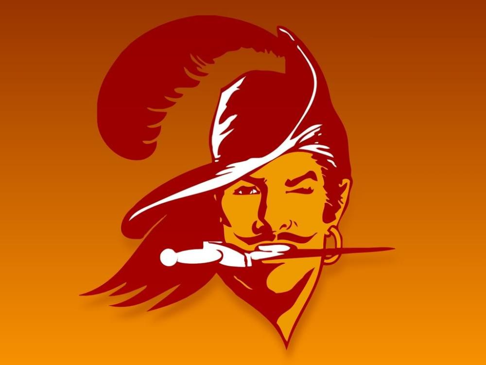Tampa Bay Buccaneers unveil new \'enhanced\' logo.