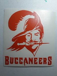 Details about Tampa Bay Buccaneers Old School Logo Decal Sticker.