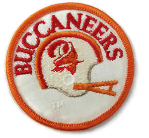 Details about MINT Vintage Tampa Bay Buccaneers NFL Football Team Patch OLD  LOGO 3\