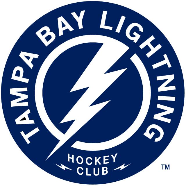 Tampa Bay Lightning Alternate Logo (2012).