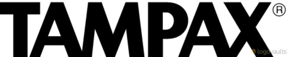 Tampax Logo.