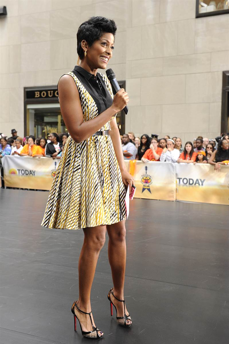 Tamron Hall joins the TODAY family!.