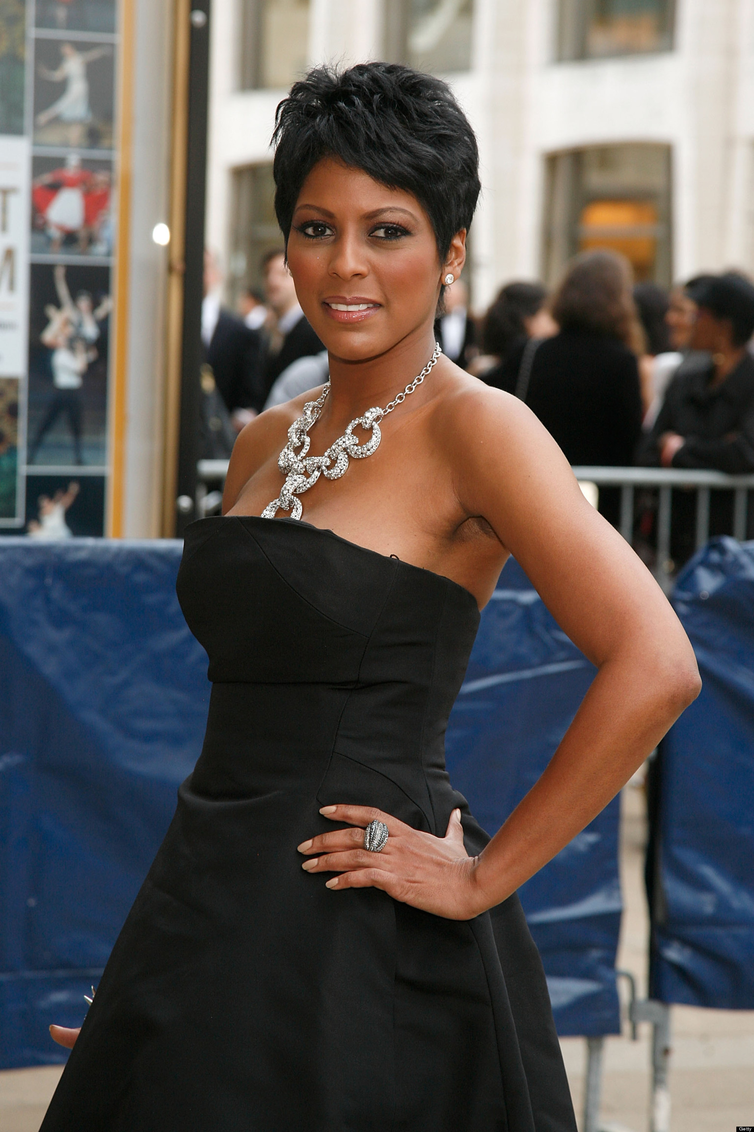 Tamron Hall To CNN? Jeff Zucker Looking At MSNBC Host For Mornings.