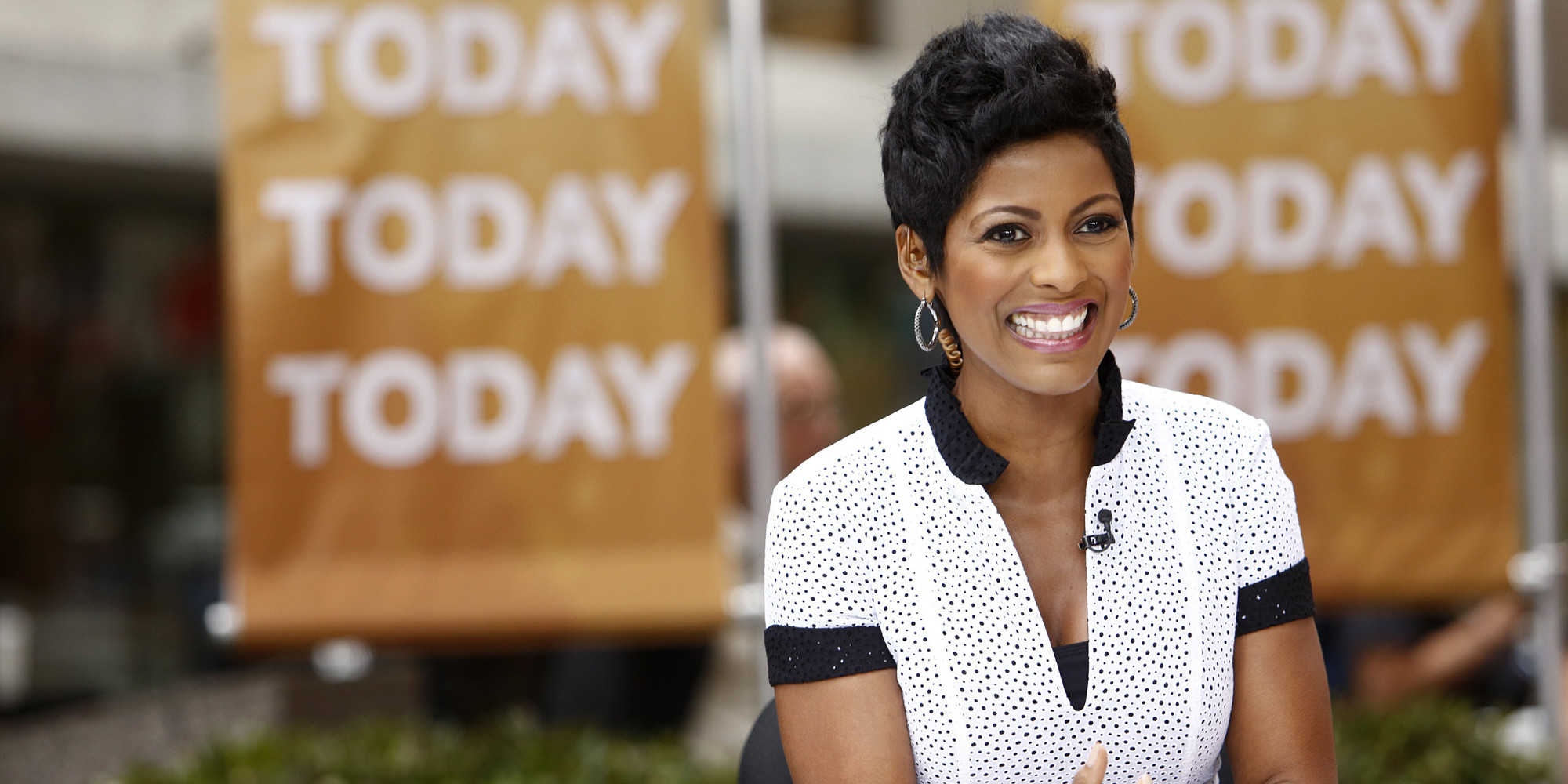 Tamron Hall On Being First Black Woman To Co.