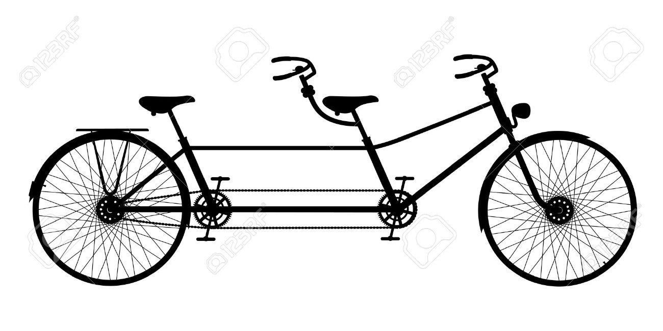 Tandem Bike Clipart & Look At Clip Art Images.