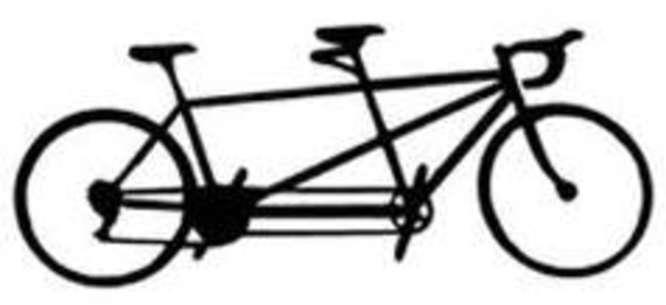 22+ Tandem Bike Clipart.