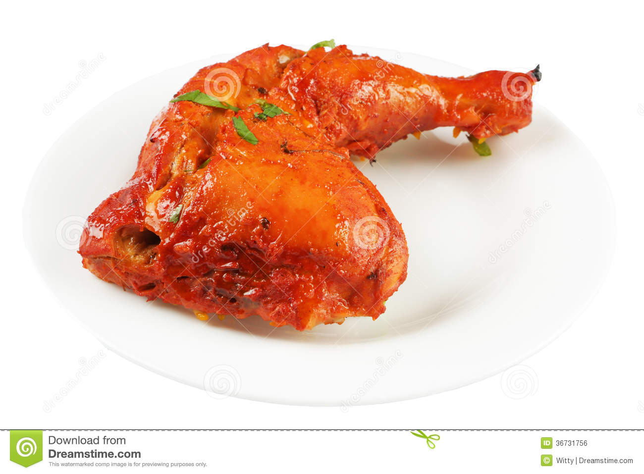 Tandoori Chicken Legs Stock Photos, Images, & Pictures.