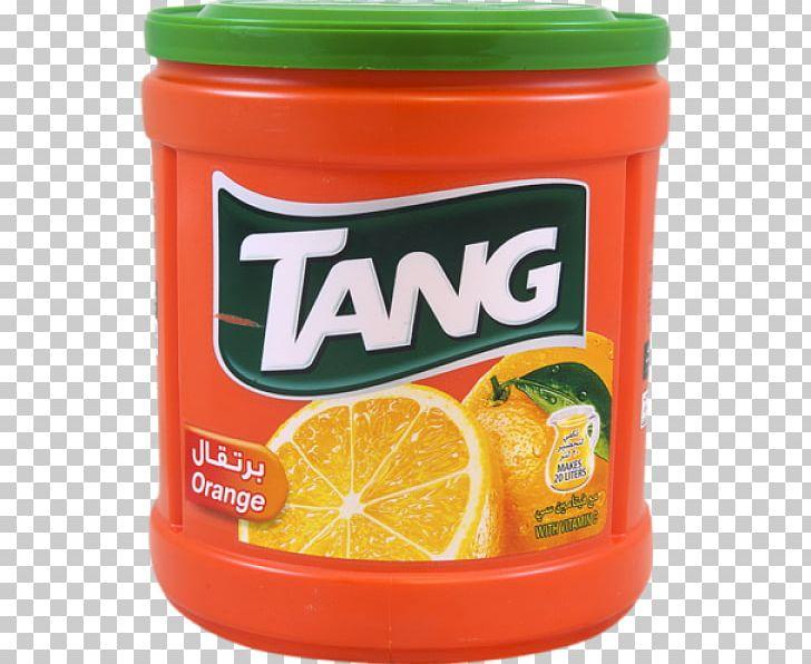 Drink Mix Orange Drink Orange Juice Tang PNG, Clipart.