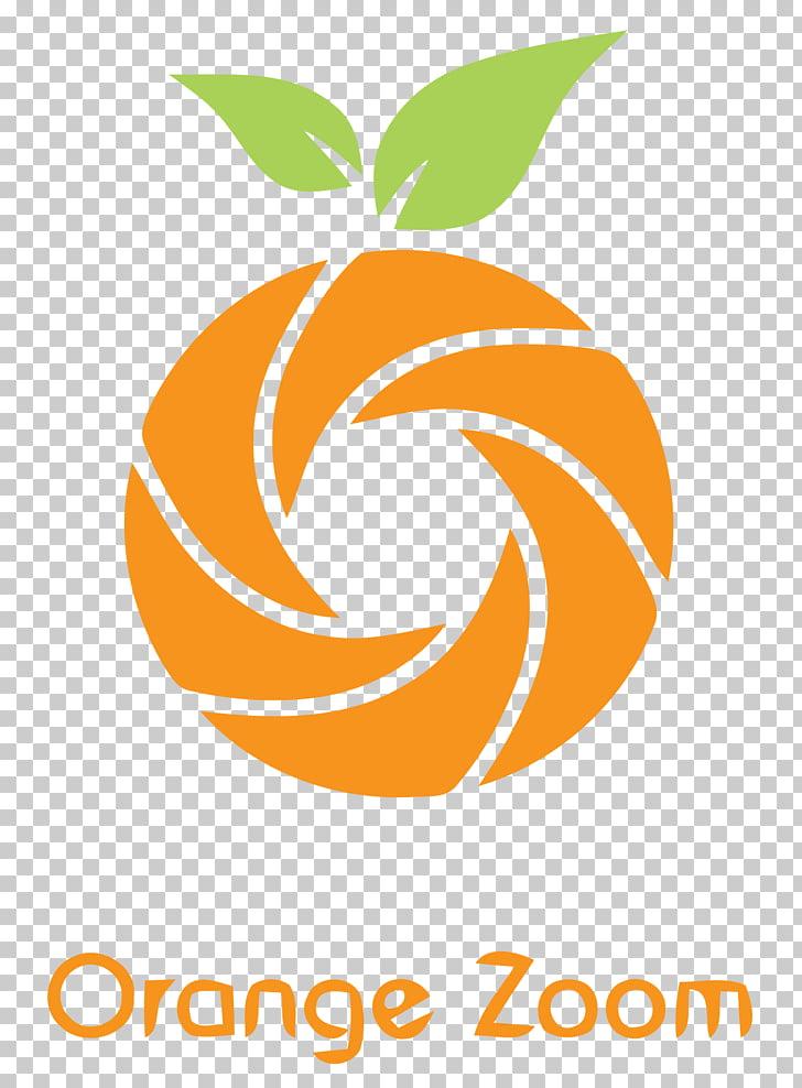 Orange juice Logo Tangerine, Right amount of orange logo PNG.