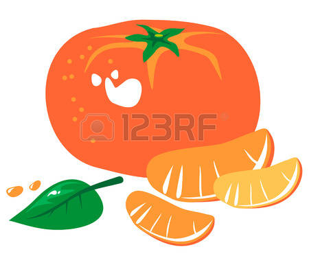 3,658 Tangerine Cliparts, Stock Vector And Royalty Free Tangerine.