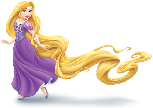 Tangled Clipart.